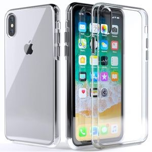 Accessories - iPhone XS Max Shockproof Clean slim cover